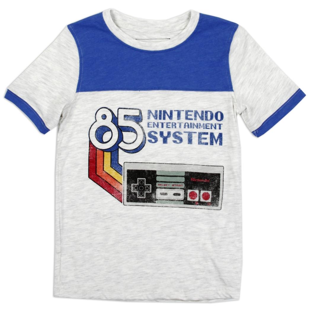Tee-shirt Nintendo NES