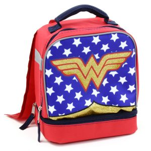 lunch bag Wonderwoman