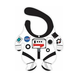 Bavoir NASA