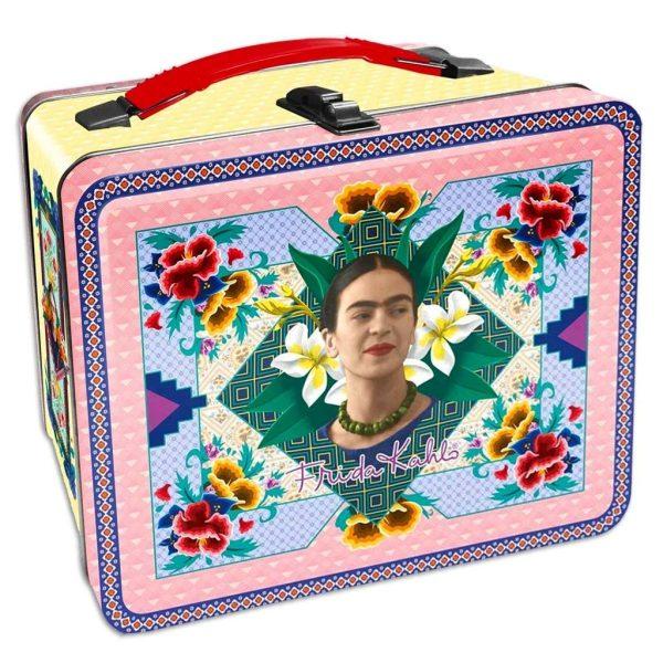 Boîte en metal Frida Kahlo