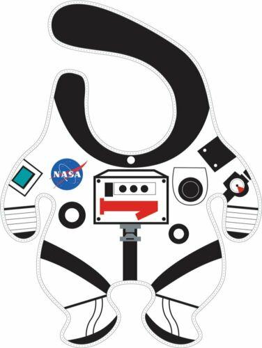 Bavoir bébé NASA gamago