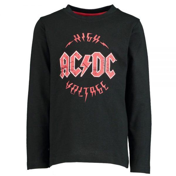 T-Shirt AC/DC manches longues enfant