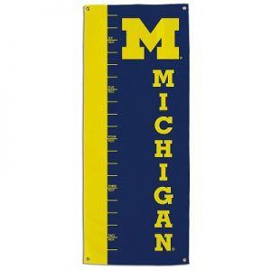 Toise murale Michigan Wolverines