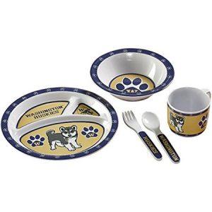Set repas Washington Huskies
