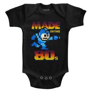 Body Mega Man 80's
