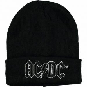 Bonnet AC/DC enfant