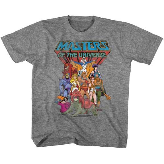 Tee-shirt Maîtres de l'Univers enfant