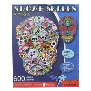 Puzzle Sugar Skull